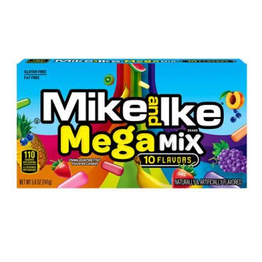 MIKE AND IKE® Mega Mix 5oz. Theater Box