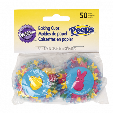 PEEPS® Mini Baking Cups