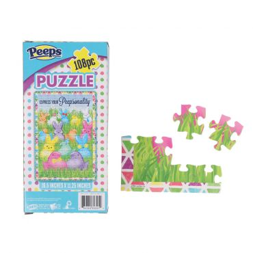 EXPRESS YOUR PEEPSONALITY® 108 pc Puzzle