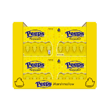 PEEPS® 10ct. Yellow Marshmallow Chicks Package, 36 Count