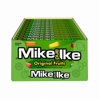 MIKE AND IKE® Original Fruits 5oz. Theater Box, 12 Count