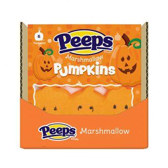 PEEPS® Marshmallow Pumpkins 12 ct. Case